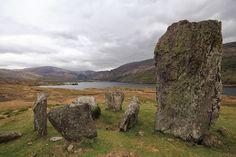 Uragh Stone Circle on Loch Inchiquin © Birgit O.