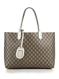 Gucci Reversible GG Leather Tote