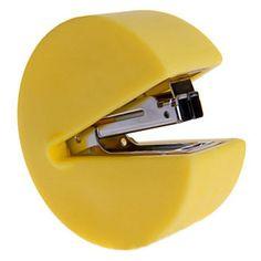 pacman stapler! <3