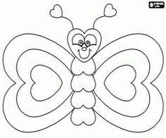 Omalovánky Motýlů - Yahoo Image Search Results