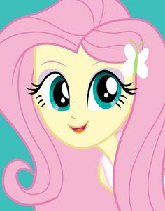 My Little Pony Equestria Girls Fluttershy