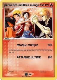 Image result for manga carte