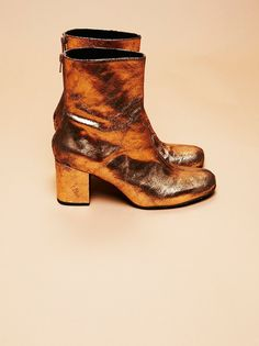 Cecile Ankle Boot. FP