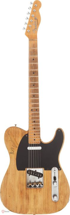 1952 Fender Telecaster Blonde > Guitars : Electric Solid Body - Heritage Auctions (HA.com)