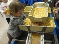 UP TO HER ELBOWS IN CORN on Vimeo