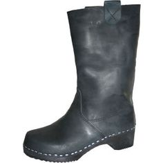 We are bringing back an old favorite the Tessa Clog boot. These boots run smal,order a size up. Clog Boots, Black Oil, Riding Boots, Kicks, Wedges, Running, Shoes, Products, Zapatos