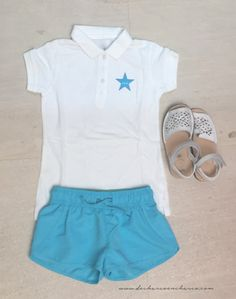 look primaversa sport niña polo it girl www.decharcoencharco.com