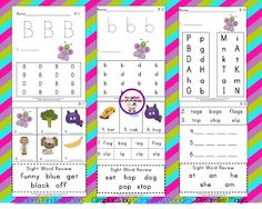 Sharing Kindergarten: Freebies