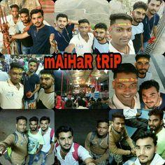 Maihar. Trip 1 may