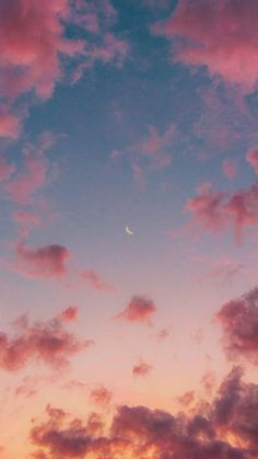 Pink Sky By Matialonsor - Wallpaper Quotes Cloud Wallpaper, Cute Wallpaper Backgrounds, Galaxy Wallpaper, Nature Wallpaper, Cute Wallpapers, Wallpaper Ideas, Wallpaper Quotes, Trippy Wallpaper, Beautiful Wallpaper