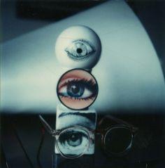 André Kertész, Untitled, n.d. - Polaroid SX-70