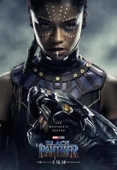 BLACK PANTHER!! February 15th