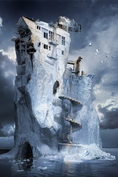 Fancy - Arctic Abode | Strange Houses & Weird Homes