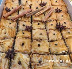 Συνταγή: Σουσαμόπιτα της Άννας - Άρωμα και νοστιμιά! | Έμβολος Kai, Spanakopita, Ethnic Recipes, Food, Essen, Meals, Yemek, Eten, Chicken