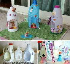 Doll houses for kids to make