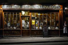 "Le Polidor — ""Midnight in Paris"" location"