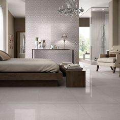 Photos Qui Vont Vous Présenter Le Carrelage Brillant Salons - Carrelage gris brillant