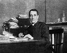Don Luigi Sturzo ( 1919, diventa capo del Partito Popolare)