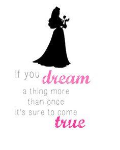 Aurora Sleeping Beauty Dream Printable by RachelsMagicalPrints