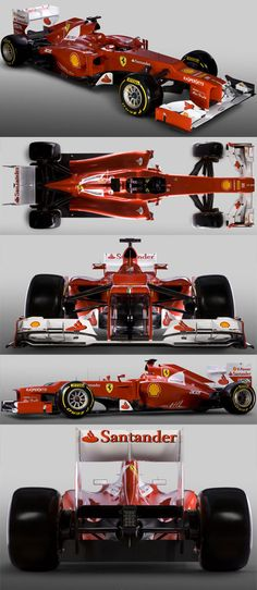 Ferrari 2012 F1 Challenger.  Not quite champion, good effort this year though!