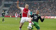 """Kolbeinn Sigthórsson stond in de wedstrijd tegen ADO Den Haag weer eens in de basis. De spits was een tijdje geblesseerd maar mocht nu weer in de basiself beginnen. """"Deze wedstrijd ging heel goed voor mij qua conditie. Ik voel mij fris,"""" zei hij na afloop tegen RTV Noord-Holland."""