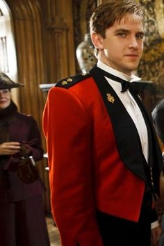 "Matthew Crawley's hair. | 17 Reasons Why ""Downton Abbey"" Is The Best Show Ever - love this picture of him!"