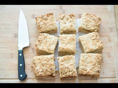 How To Make These Amazing Apple Pie Crumb Bars -