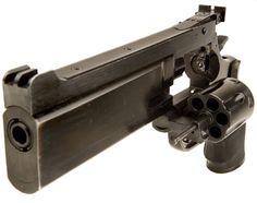 Dan Wesson P.P.C. .357 Magnum
