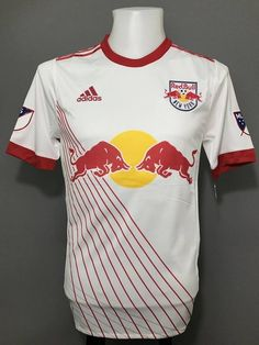 Adidas Adizero New York Red Bulls Home Authentic Shirt Jersey Football  Soccer  adidas  NewYorkRedBull b28108177c0bd