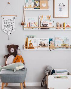 chambre d'enfant coin lecture