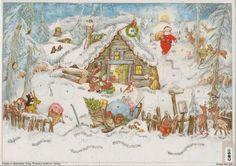 Kerstfeest vieren met de dieren Adventskalender - 4668