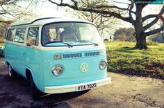 Gorgeous VW Campervan England | Camping on Wheels! See more at www.glampinghub.com