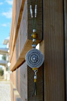 Colgante talismán de Doce Cuentas por DaWanda.com