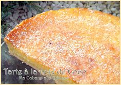 Sauce Au Caramel, Coco Cream, French Patisserie, Flatbread Recipes, Island Food, Coconut Recipes, Recipe Images, Sweet Recipes, Cravings