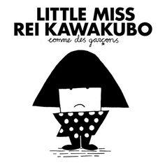 Little Rei Kawakubo