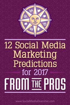 To find out how marketing on Pinterest, Twitter, LinkedIn, and Snapchat will transform in the coming year, we reached out to expert social media professionals to get their thoughts.