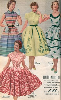 Fashion Trends for Women Over 50 - Fashion Trends Vintage Fashion 1950s, Vintage Couture, 1960s Fashion, 50 Fashion, Style Vintage, Fashion History, Fashion Photo, Womens Fashion, 1950s Style