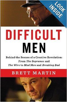 Difficult Men: Behind the Scenes of a Creative Revolution
