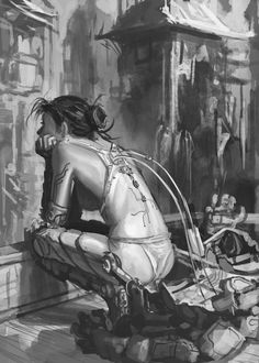 Cyberpunk artworks gallery - Page 42