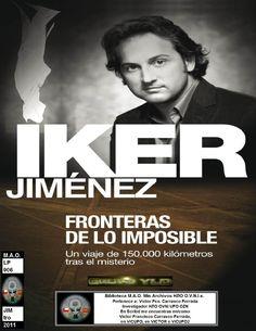 BBLTK-M.a.O. LP-906 Fronteras de Lo Imposible - VICUFO2