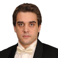 Dmitry Grigoriev (1987) Studies at the Gnesin Academy of Music. In 2014 he won 3rd prize at the 5th Georgy Sviridov Chamber Singing Competition in Kursk and in the 4th Maxim Mikhailov Competition for Young Opera Singers in Kaluga. That year he won in Moscow the Natalia Shpiller Open All-Russian Vocalists Competition. He appears in cities across Russia singing programmes of songs by Russian and international composers. Since 2014 he has been a soloist at the Russkaya Opera.