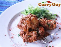 Prawn bhuna. This is an Indian restaurant  seafood favourite. It's easy to make and tastes amazing.