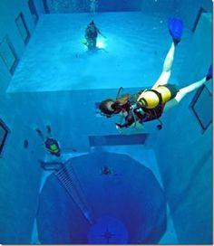 piscina funda