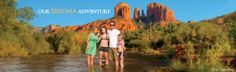 Sedona Arizona  - among the great sights I'd love to see again between Phoenix and the Grand Canyon