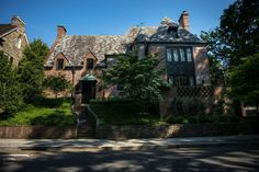 The president and his family plan to relocate to the upscale Kalorama neighborhood, two miles from the White House, people familiar with his plans said.