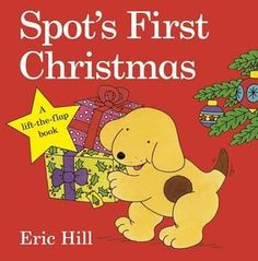 "Spot's First Christmas by Eric Hill is a fabulous festive book! Spot finds out about Christmas trees, carol singers and presents from Father Christmas in this fun and festive board book edition of a classic lift-the-flap book. Show your little one all the delights and excitement of Christmas with everyone's favourite puppy, Spot! ""Spot is one of the essential experiences of childhood."" (Parents magazine). Eric Hill was born in North London and lived there for many years. He started his…"
