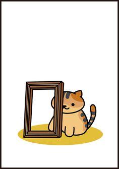 Neko Atsume Wallpaper, Kitty Games, Felt Diy, Cartoon Characters, Cats And Kittens, Doodles, Stickers, Princess, Design