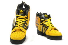 pretty nice bd6ae c9be7 Jeremy Scott Adidas Originals JS Wings 2.0 Fashion Fire Shoes GREAT SHOES  CHEAP SALE