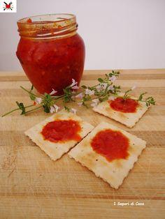 Chutney di pomodoro - ricetta indiana (piccante)
