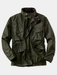 Barbour Sapper Jacket